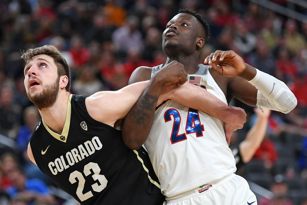 NCAA Basketball: Pac-12 Conference Tournament - Arizona vs Colorado
