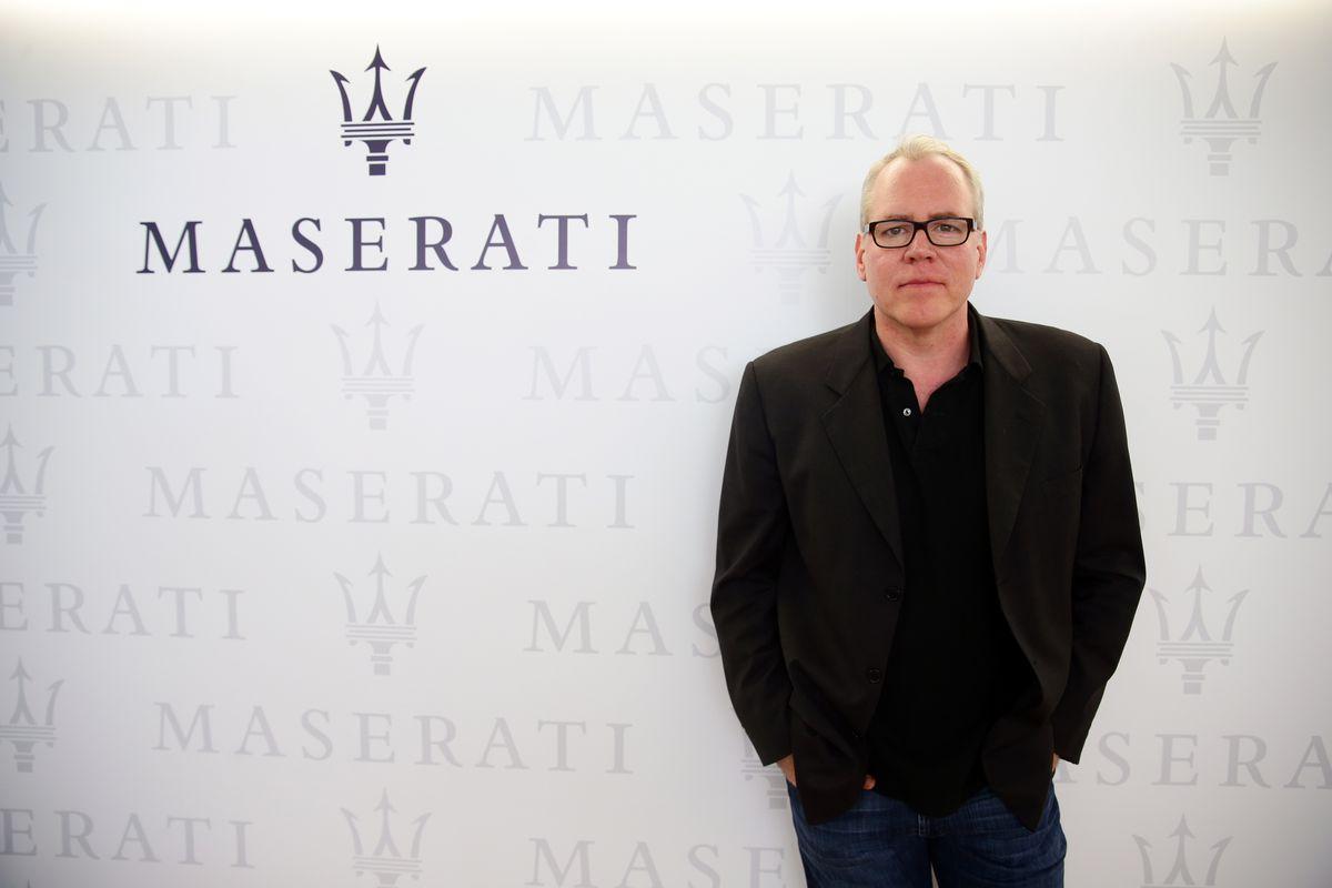 Celebrities At The Terrazza Maserati - Day 3 - The 70th Venice International Film Festival