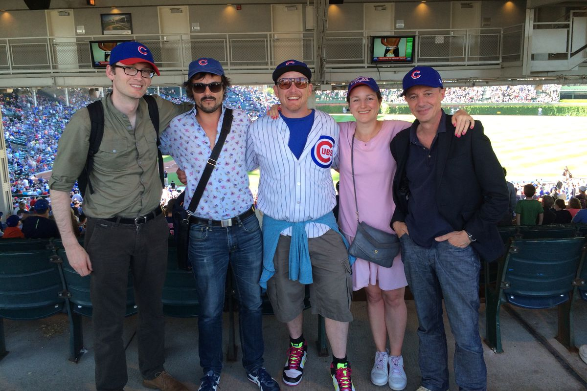 French Fried Cubs Game