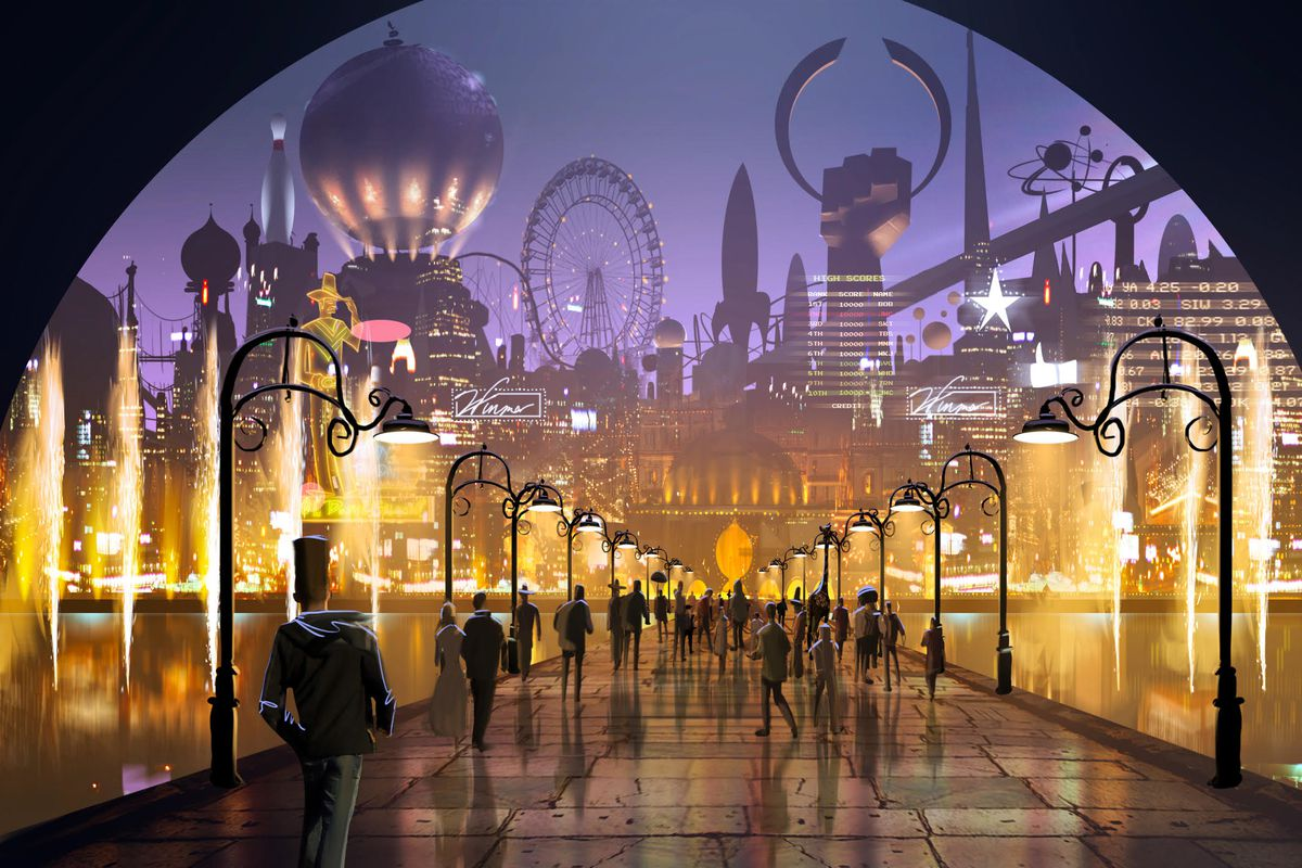 In the Shadow of Second Life, Virtual Reality Startups Say