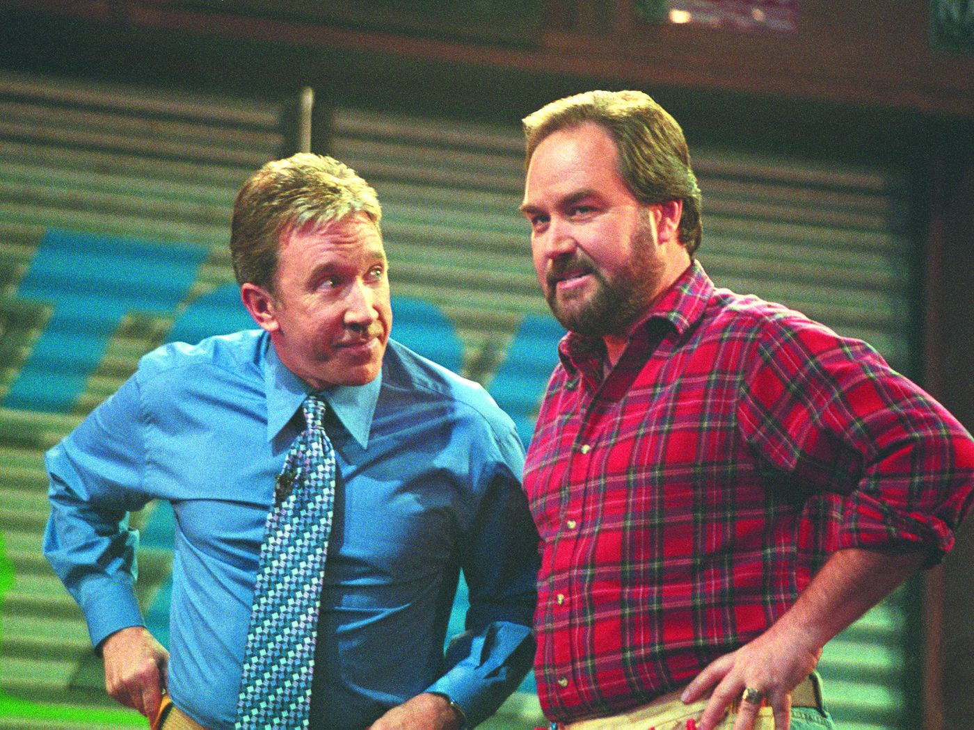 Assembly Required Tim Allen Richard Karn To Reunite For History Channel Show Deseret News