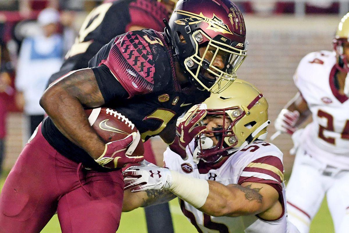 NCAA Football: Boston College at Florida State