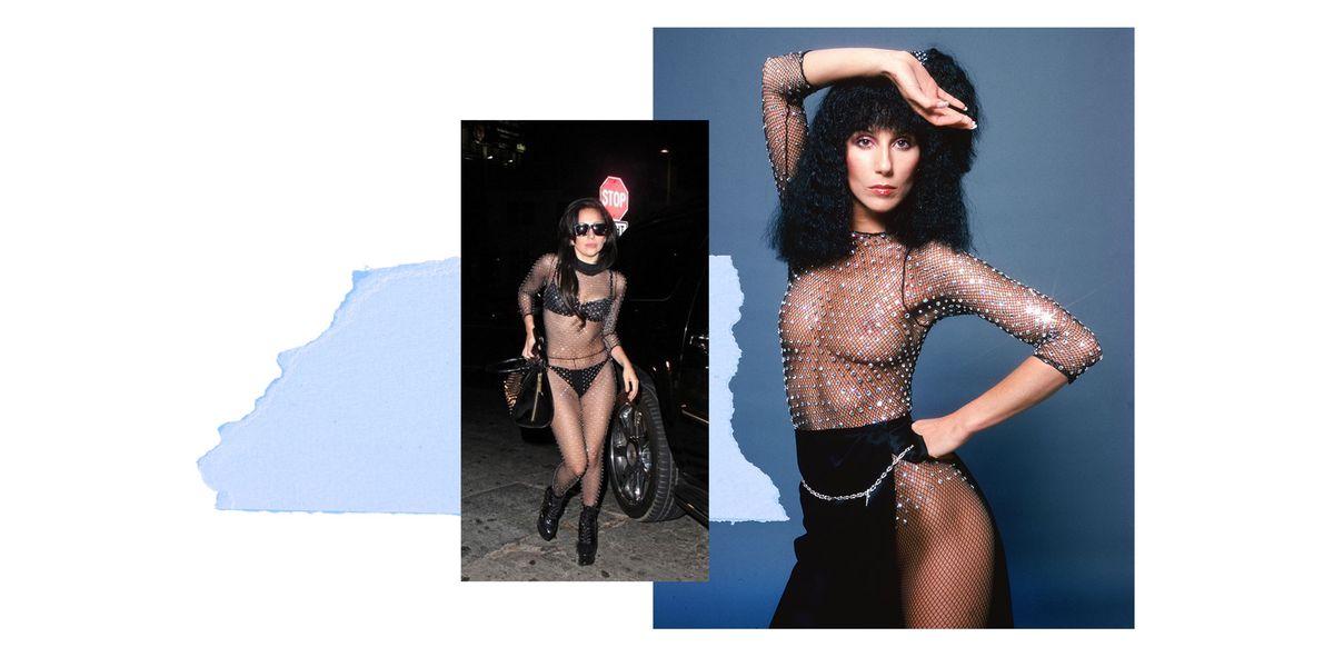 Cher Fashion Influences