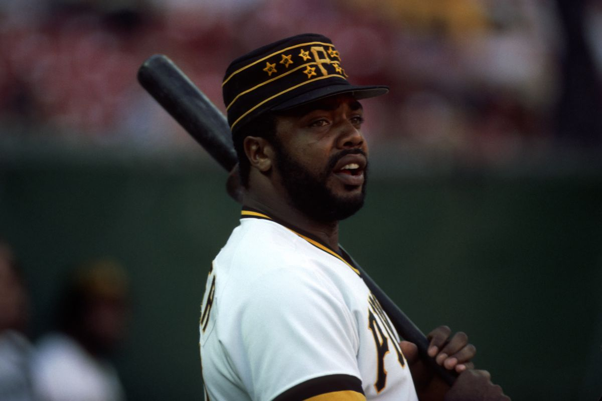 Pirates Dave Parker