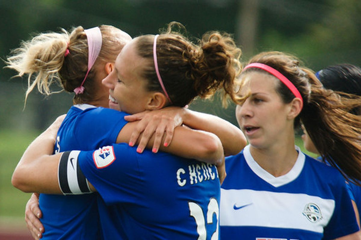 Lauren (Cheney) Holiday and Erika Tymrak are contenders for post season awards