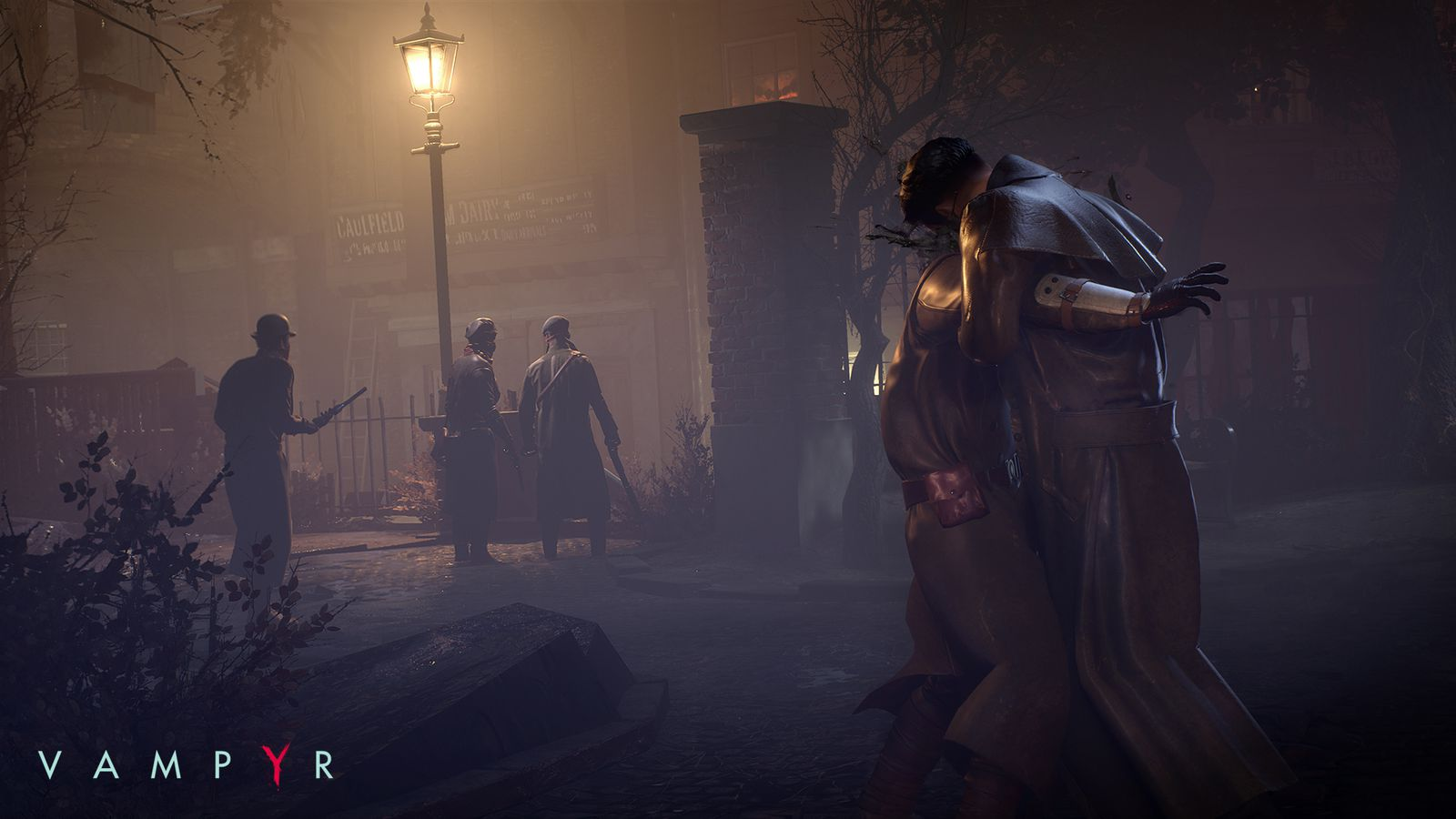 Vampyr is not the game we expected to see from the makers of Life is Strange