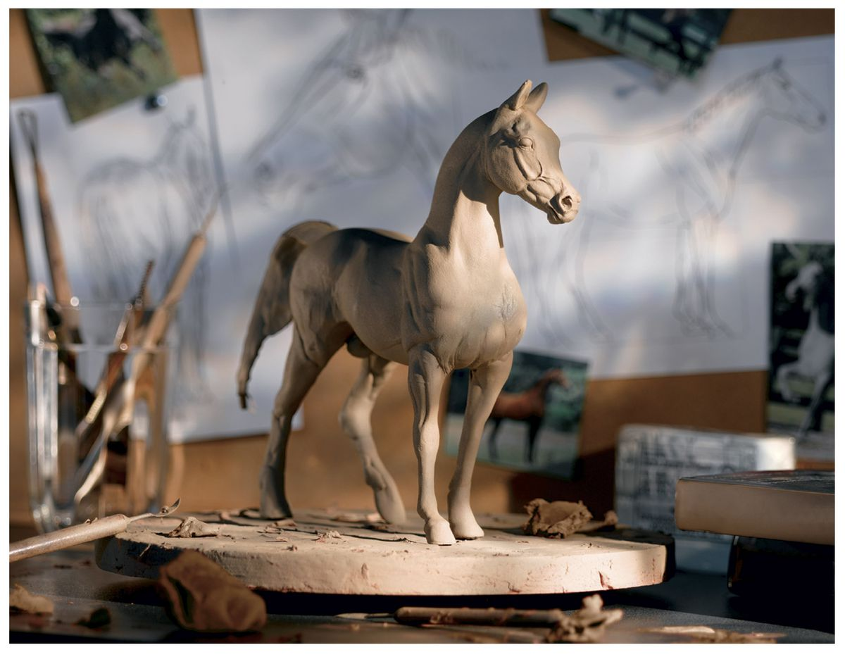 How Breyer Horses Are Actually Made Polygon