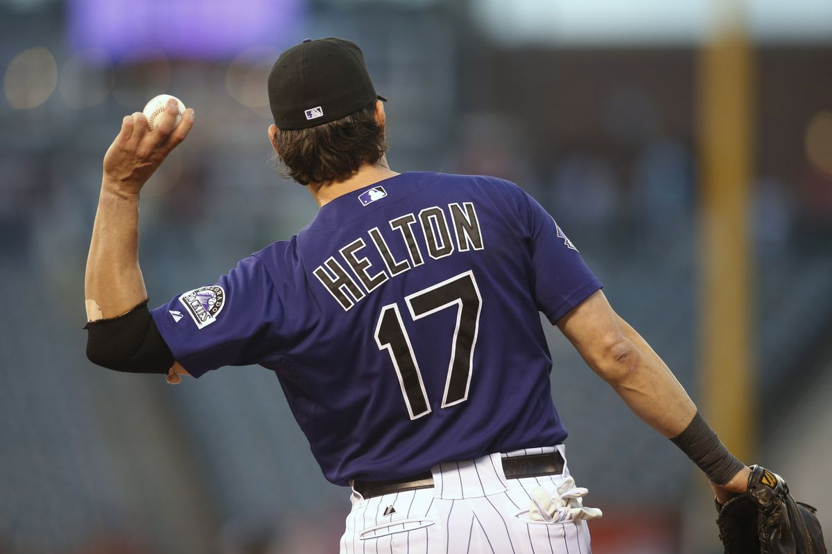 Does todd helton belong in cooperstown beyond the box score for Todd helton