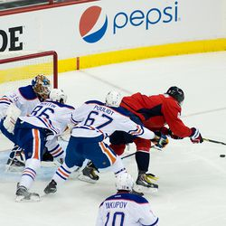 Ovechkin Draws a Penalty