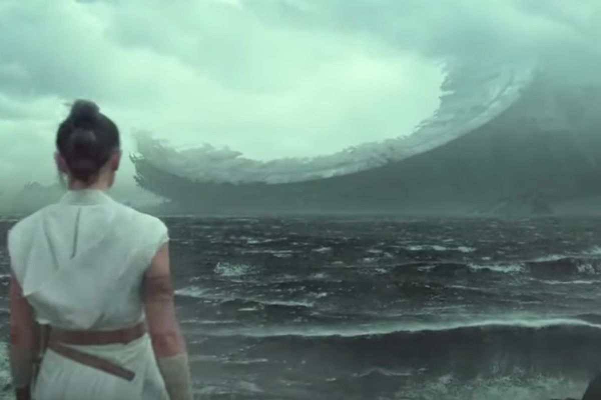 Star Wars Rise Of Skywalker Will Add More To The Story About Rey S Parents Jj Abrams Says Deseret News