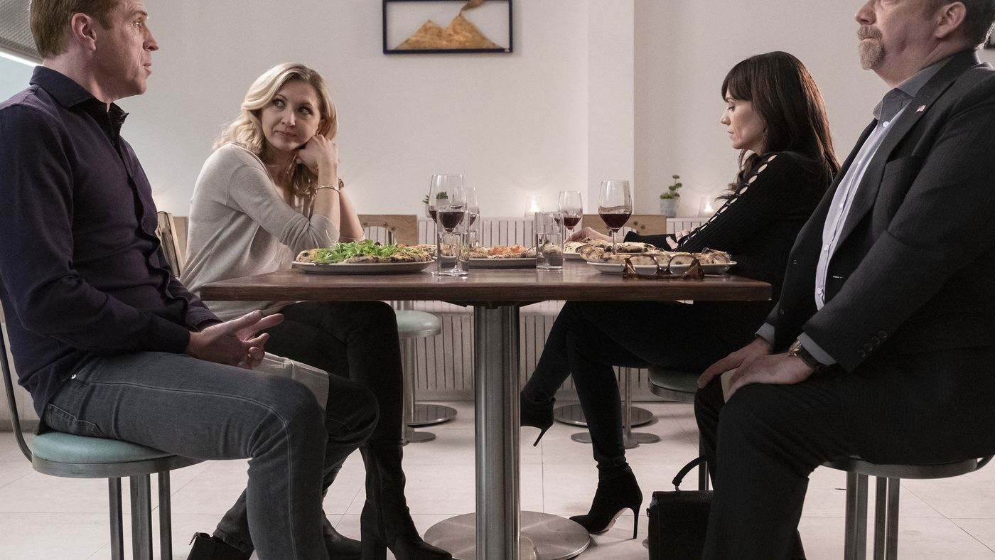 Porn Eating On Floor the food on showtime's 'billions': why axe and chuck crave