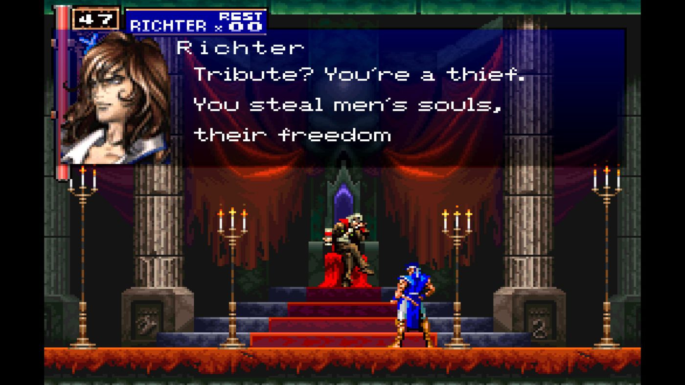 Castlevania: Symphony of the Night for PS4 may not be the game you