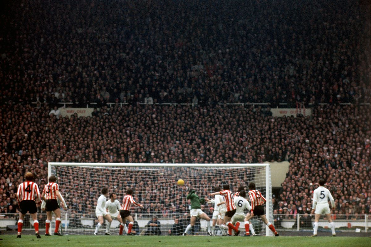 Soccer - FA Cup - Final - Sunderland v Leeds United