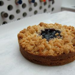 """Blueberry Jammer from Buerre & Sel by <a href=""""http://www.flickr.com/photos/scottlynchnyc/8072612129/in/pool-eater"""">Scoboco</a>"""
