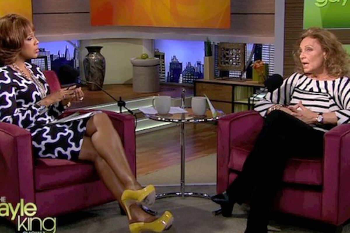 Courtesy of: The Gayle King Show on OWN: The Oprah Winfrey Network