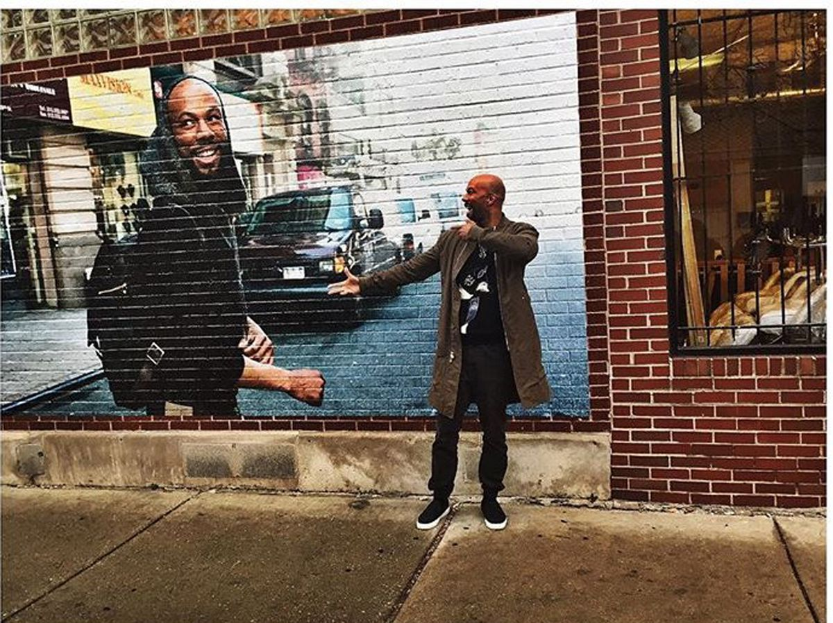 Common mural in Chicago