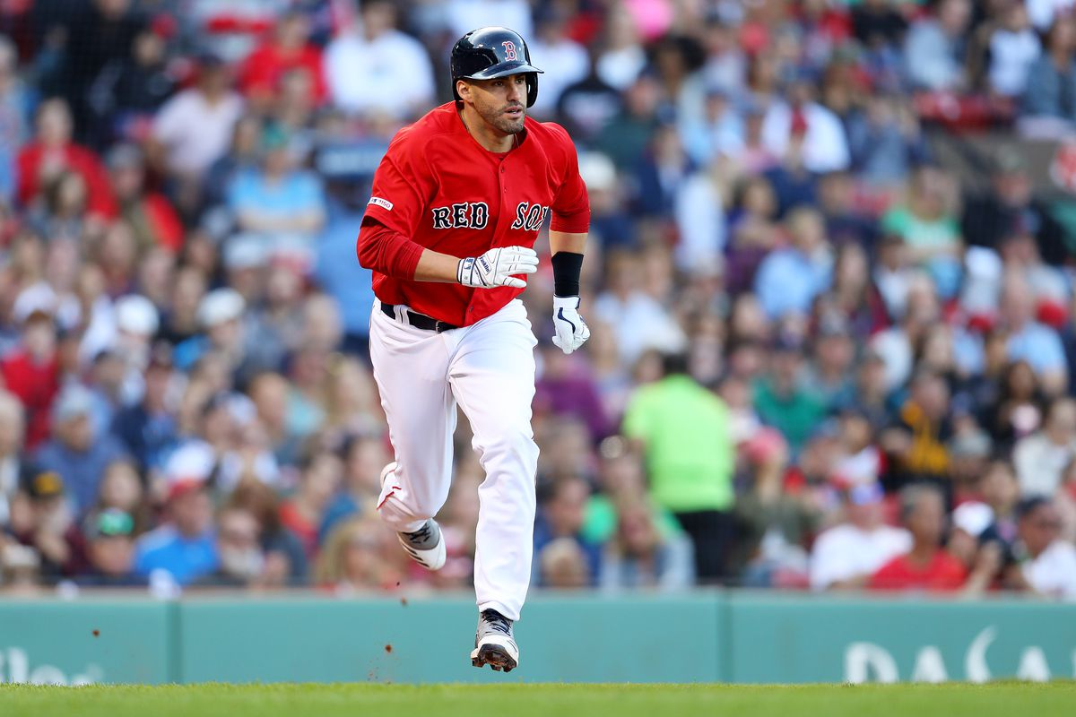 Boston Red Sox News: J.D. Martinez, Mookie Betts