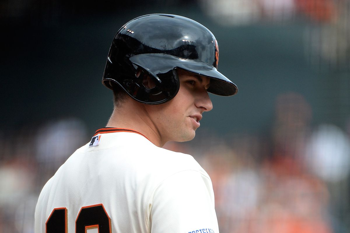 Rookie Joe Panik continues his storm into the 2014 World