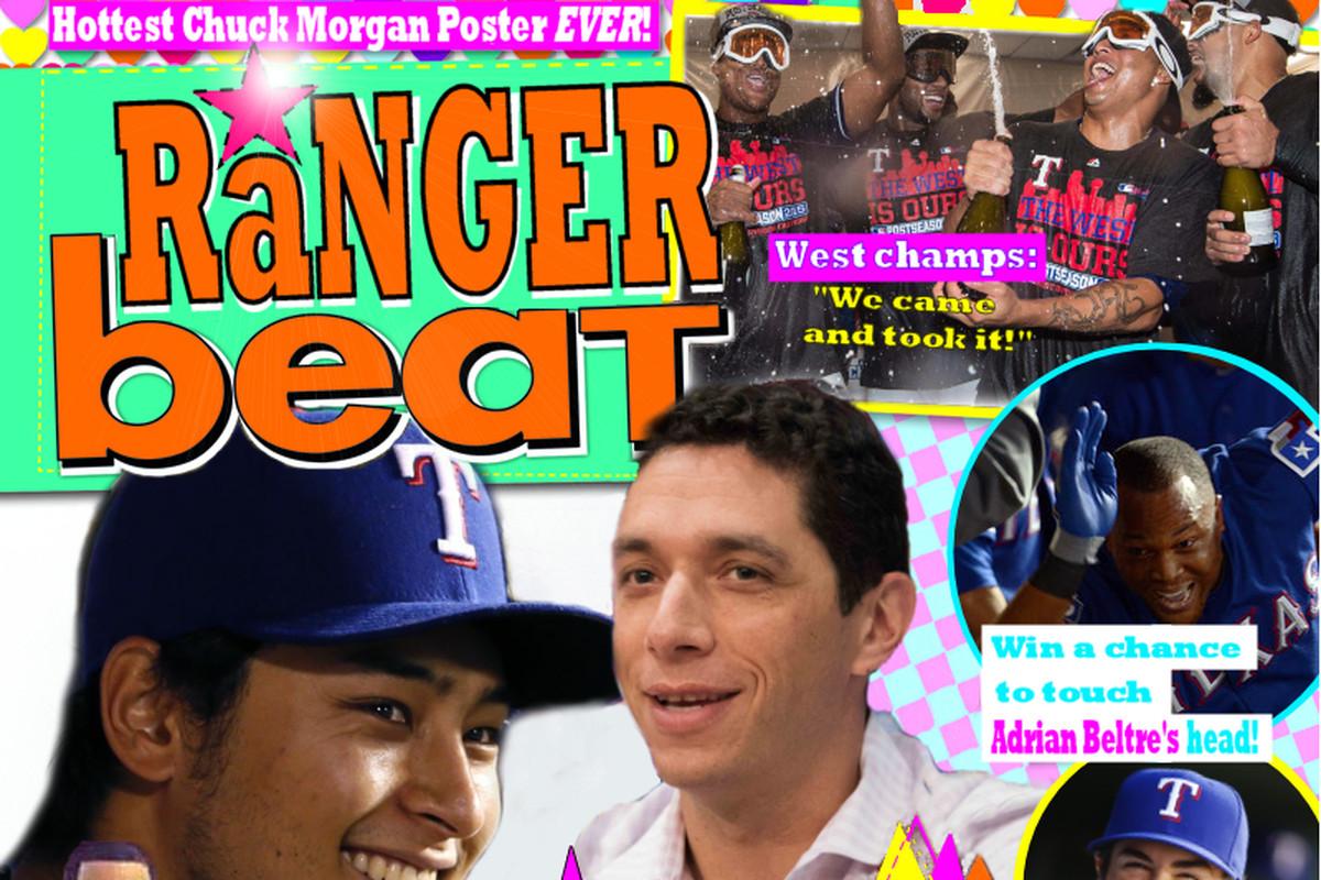 Yay my copy of Ranger Beat finally arrived
