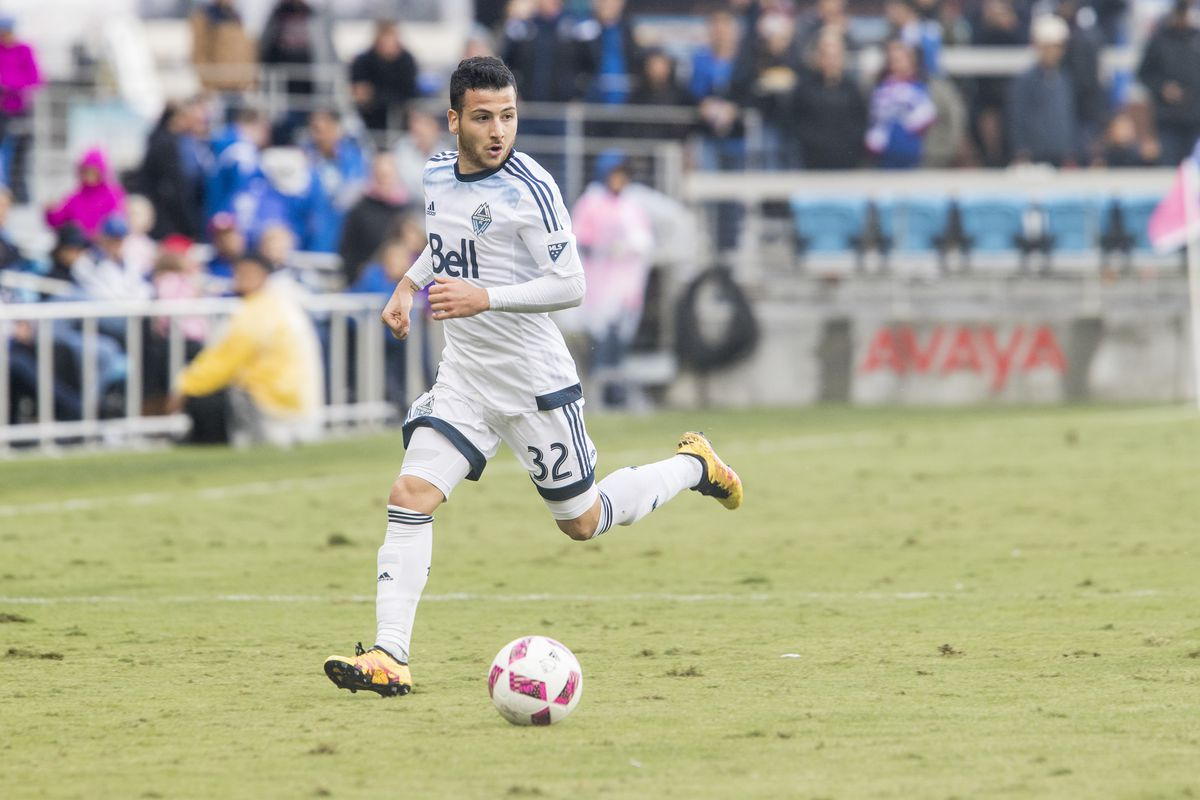 SOCCER: OCT 16 MLS - Whitecaps at Earthquakes