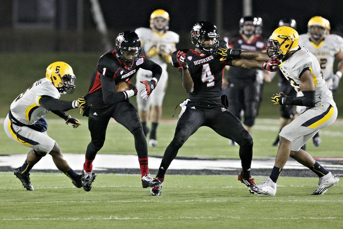 Toledo and Northern Illinois: A Growing Rivalry - Hustle Belt