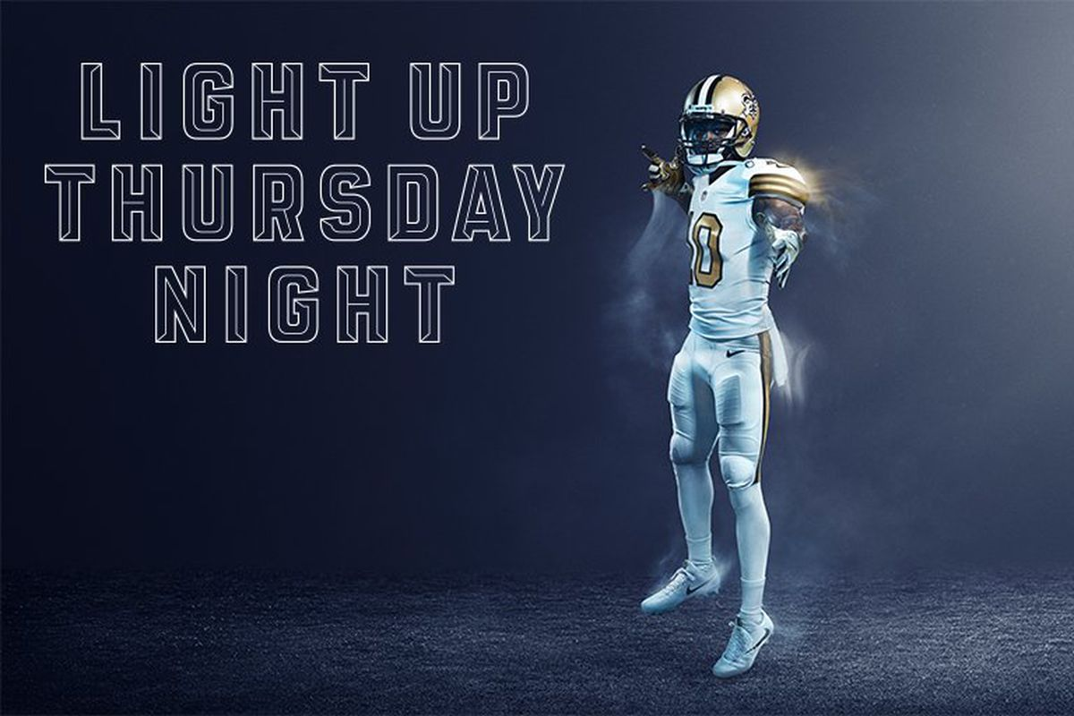 The NFL and Nike have announced their Color Rush uniform lineup for all  Thursday Night Football games 48faa18e1