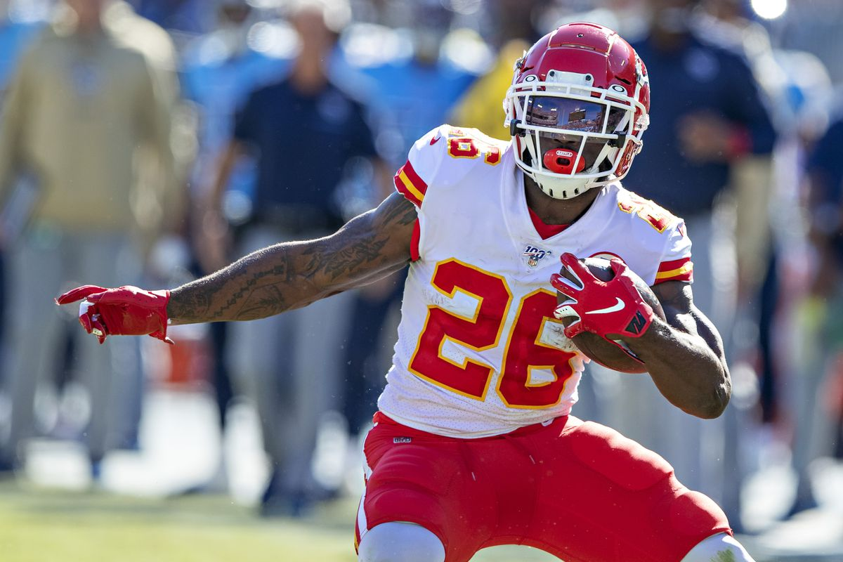 Chiefs Friday injury report vs. Chargers: Damien Williams excused