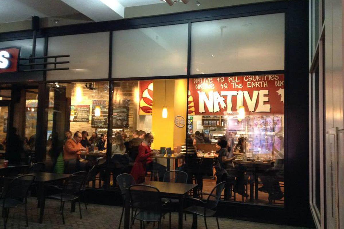 Native Foods Pavilions
