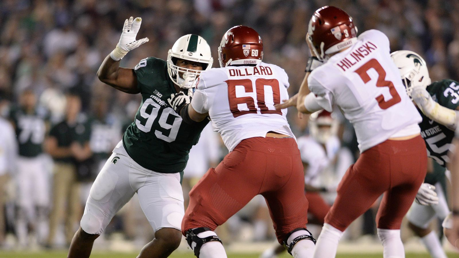 Andre Dillard film analysis: An athletic, natural left tackle