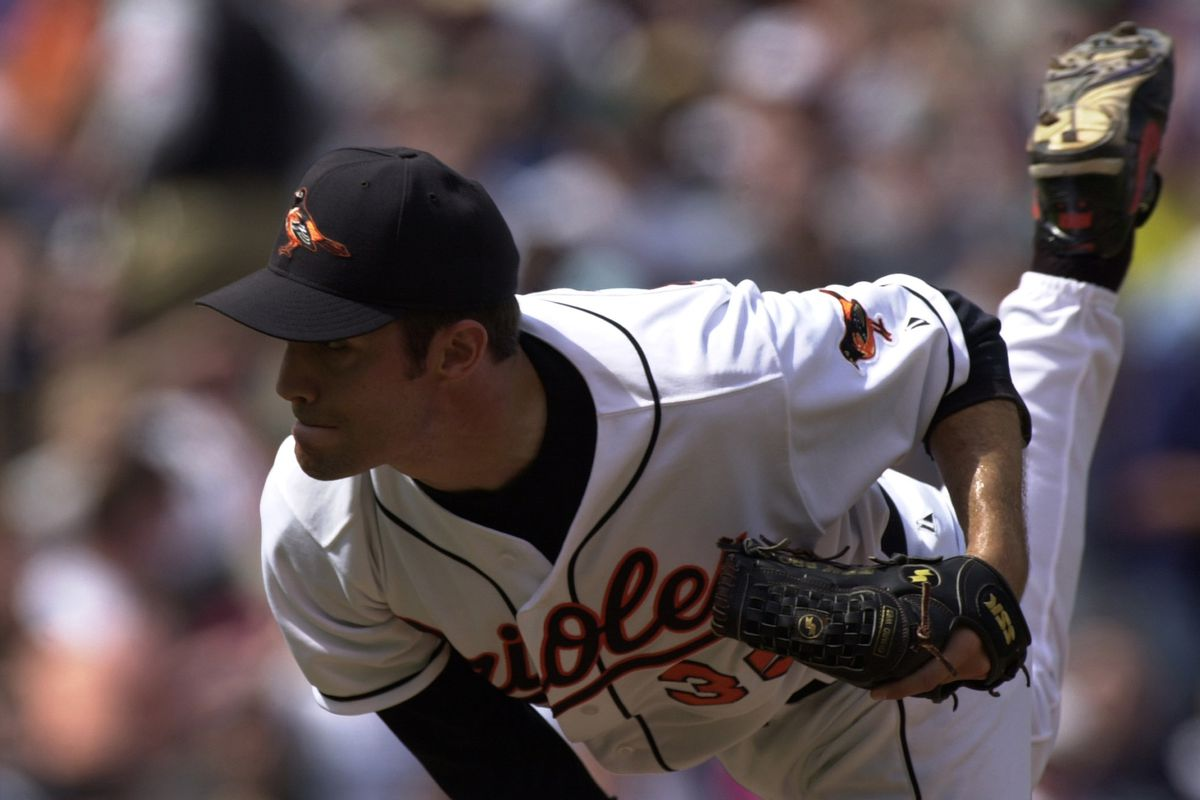 Orioles v Tigers X Mussina