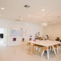 Stateside design office.