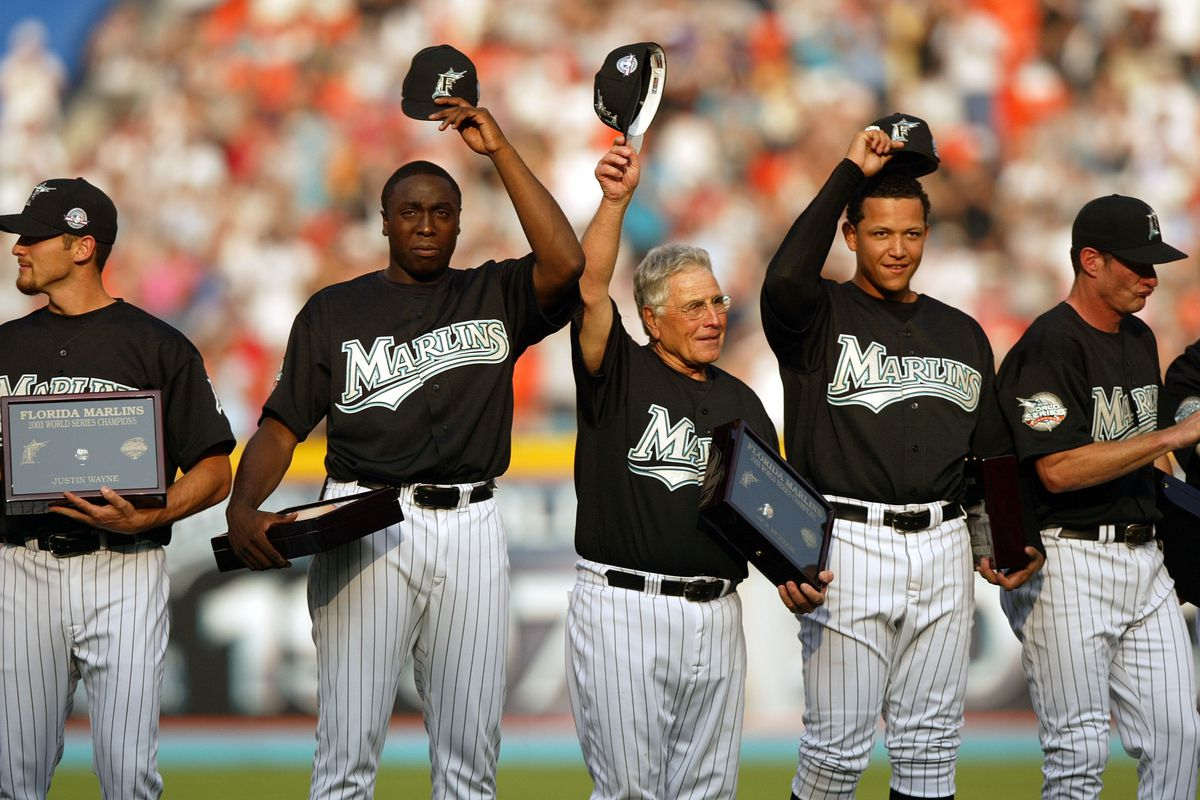timeless design d96c9 1f742 Which uniforms should Marlins wear for their next Throwback ...