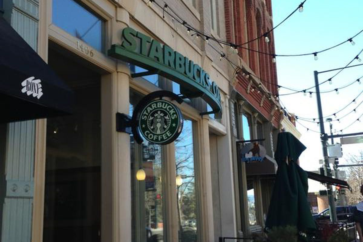Starbucks in Larimer Square
