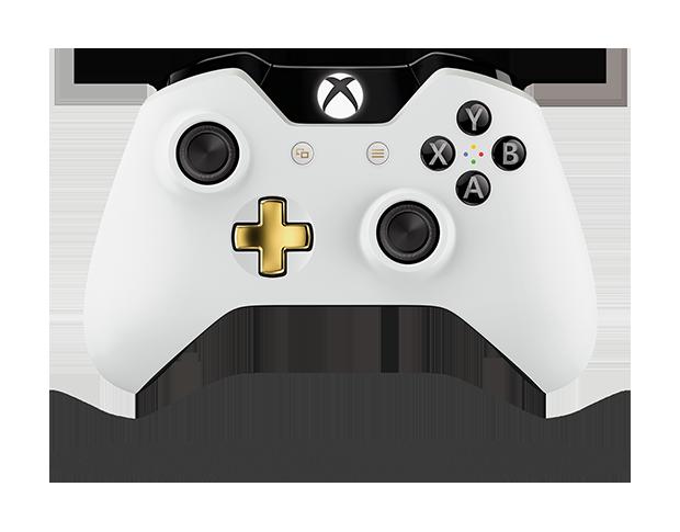 Xbox Lunar White Controller