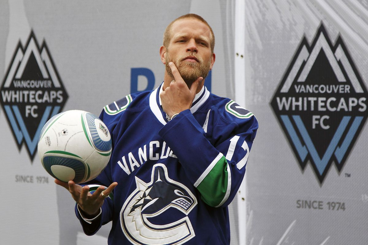 If even our American captain is on board, what chance does the rest of Vancouver have?