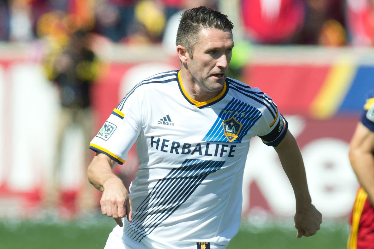 Robbie Keane's goal last weekend gave the LA Galaxy the win over the Whitecaps
