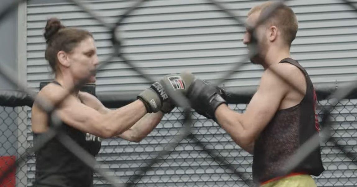 UFC 266 Embedded, Episode 2: Watch Lauren Murphy rehearse walkout for championship fight