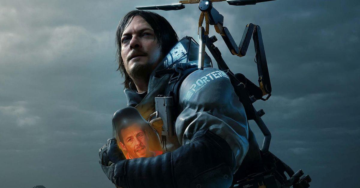 Death Stranding's Hideo Kojima is the Adam Sandler of video games - Polygon