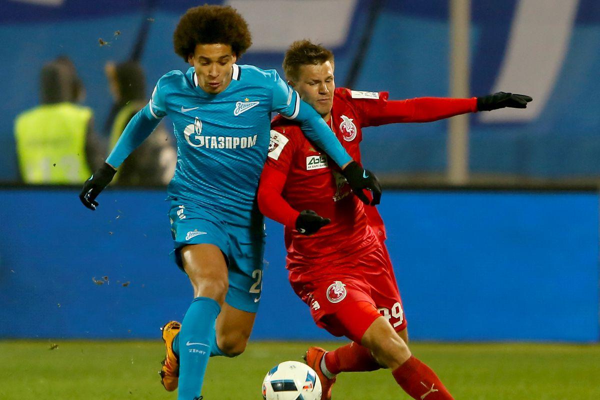 FC Zenit St Petersburg v FC Rubin Kazan - Russian Premier League