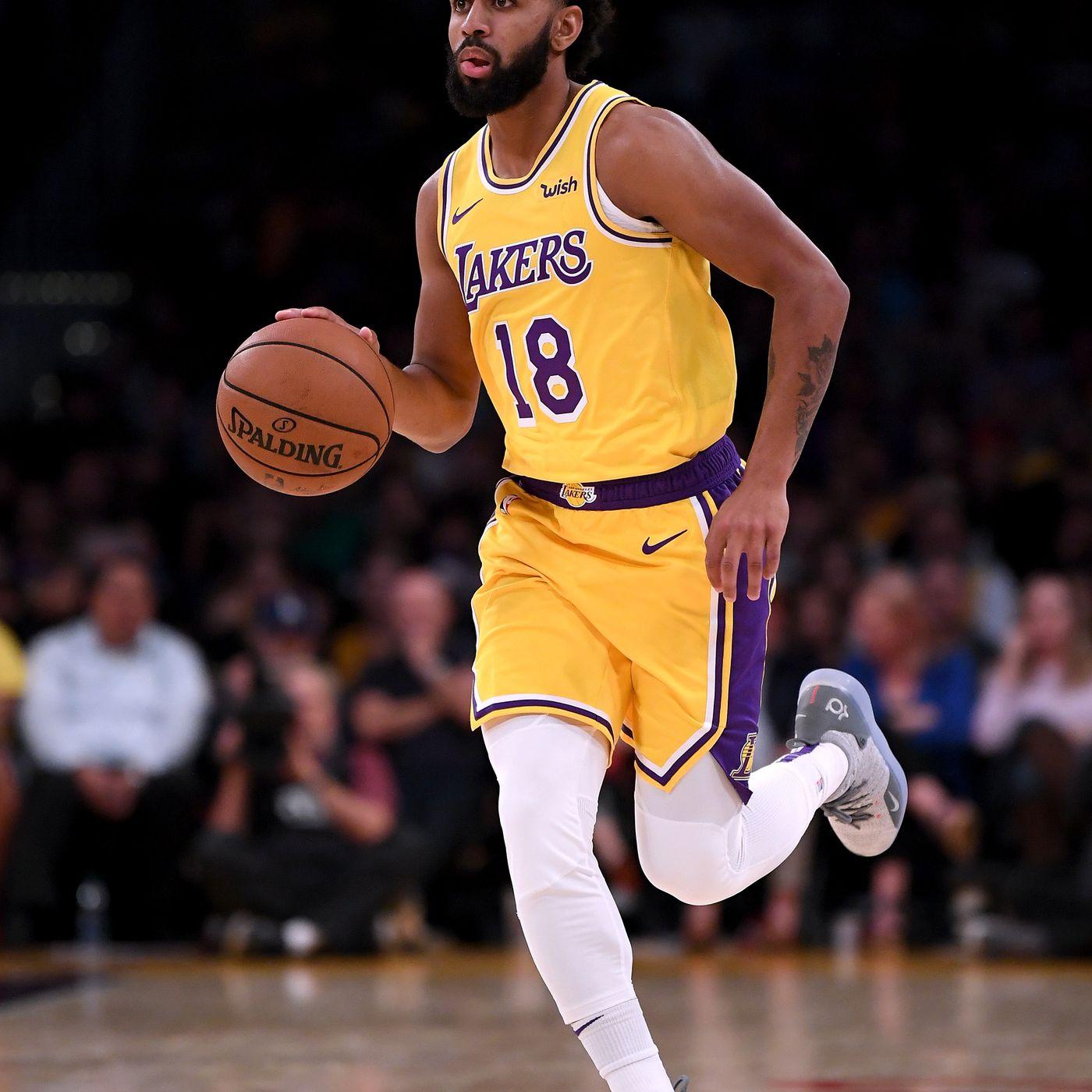 Lakers cut Joel Berry II and Jeffrey Carroll 746112180