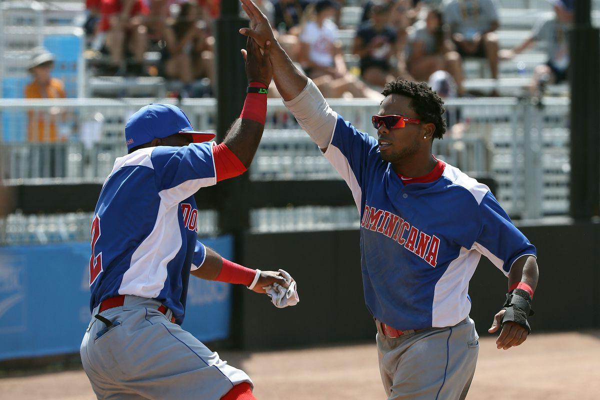 Pan Am Games: Baseball-USA vs Dominican Republic