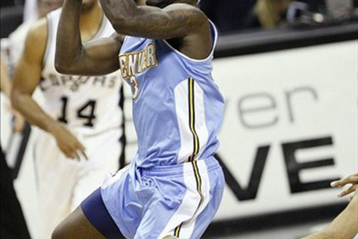 Congrats to Ty Lawson on being named Western Conference Player of the Week!