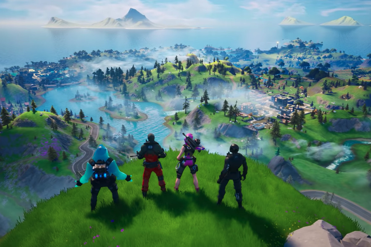 Fortnite Will Arrive On Ps5 And Xbox Series X At Launch The Verge