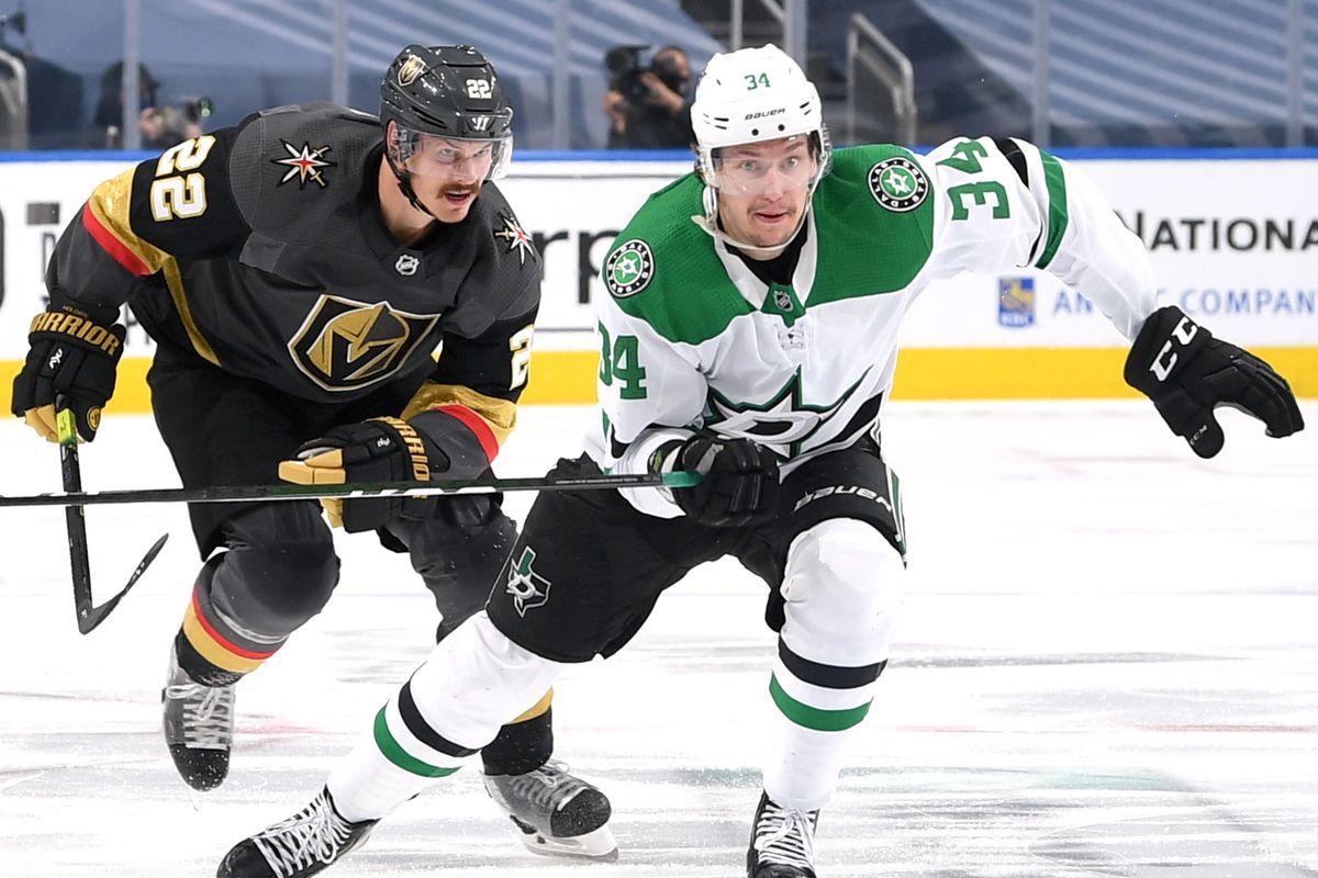Dallas Stars v Vegas Golden Knights - Game Five