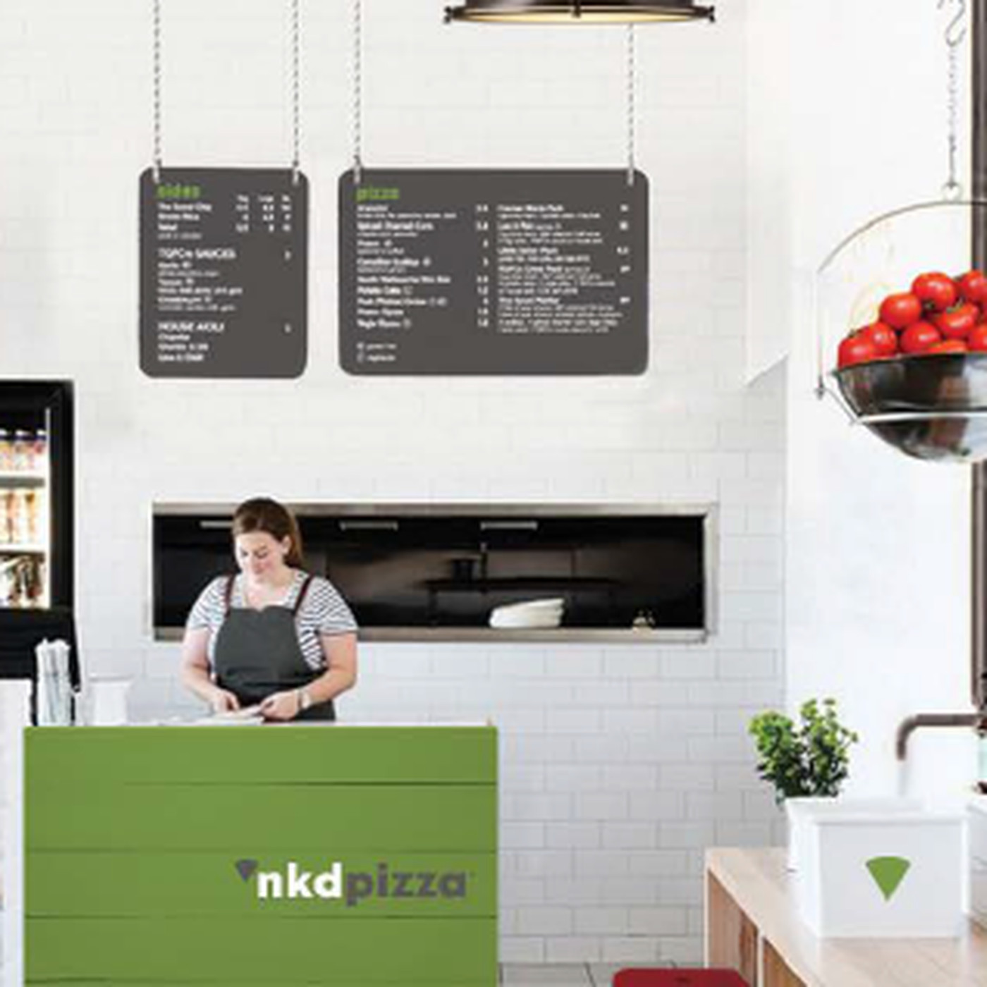 Naked Pizza Reopens as NKD Pizza Today, with Free Pies - Eater DC