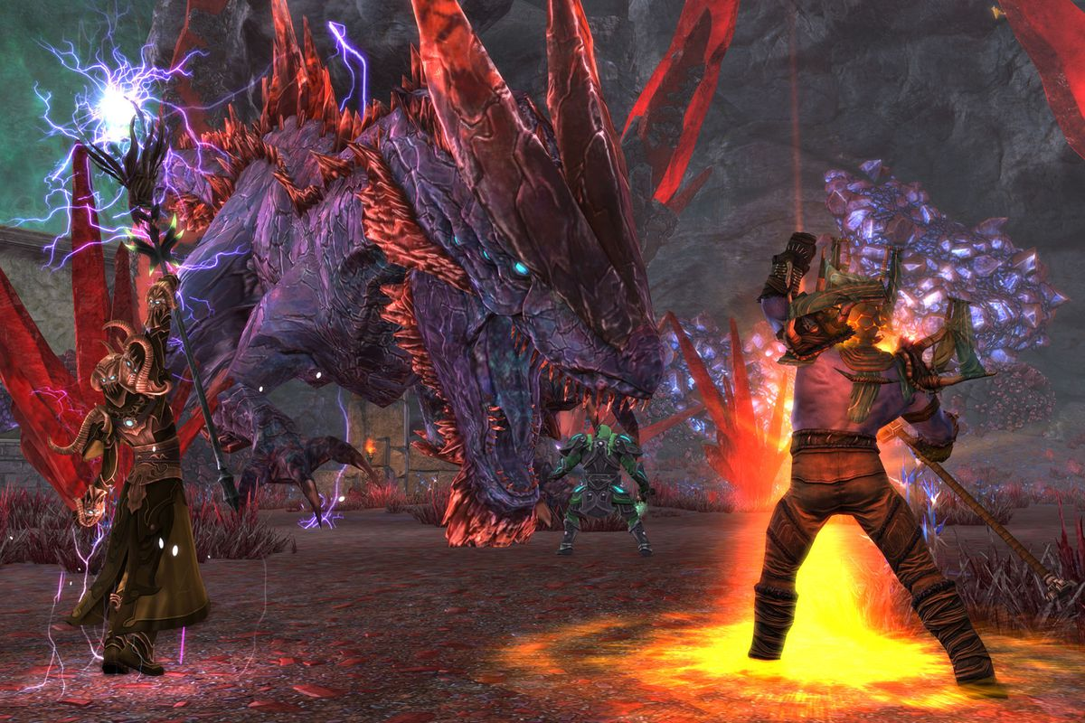 Layoffs Hit Trion Worlds After Company Sold