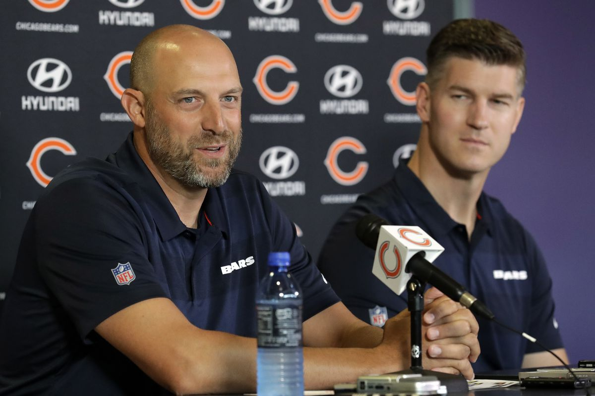 The Bears went two years without a first-round pick because of the Khalil Mack trade.