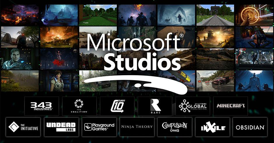 photo image Microsoft's Xbox exclusives push continues with new studio acquisitions