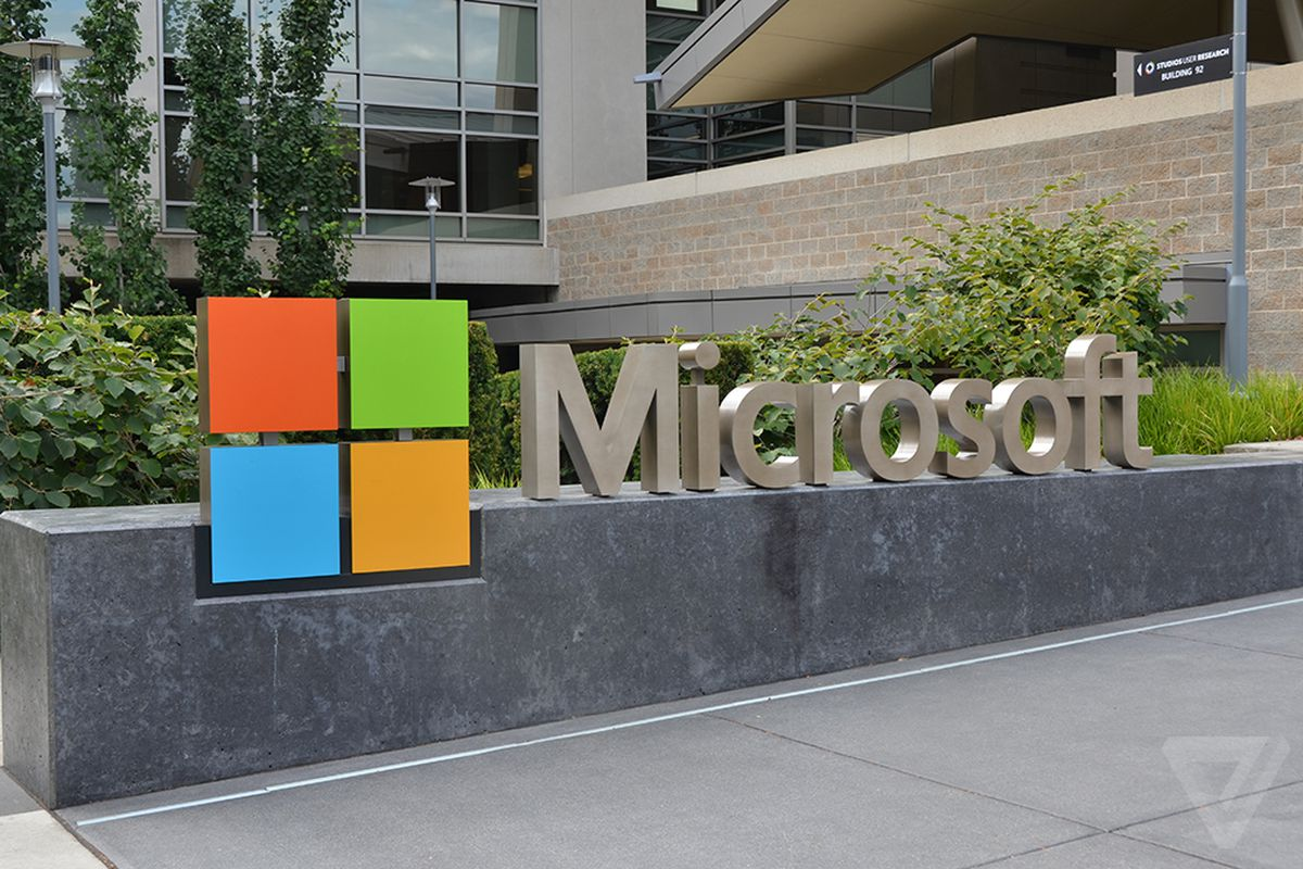 Microsoft logo stock 2