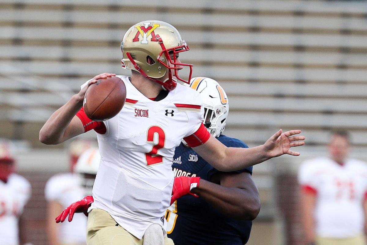 COLLEGE FOOTBALL: OCT 27 VMI at Chattanooga